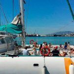 A Day at Sea with Lunch On Board and Flamenco in Valencia