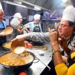 GastroTour with Wine Tasting and Paella Class