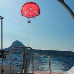 Javea Parasailing Experience and Seaside Lunch