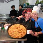 Valencia Silk Road and Paella Cooking Class with Dinner