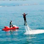 Valencia Flyboard Experience and Seaside Paella Lunch