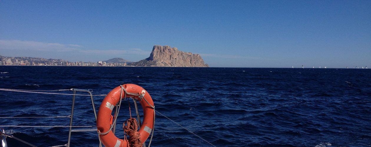 Sailing Cruise in Calpe with BBQ on Board and Dinner at the Port