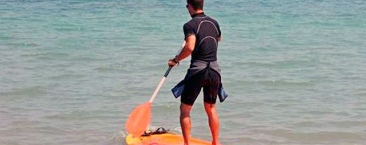 Valencia Stand Up Paddle Boarding Course and Paella Lunch