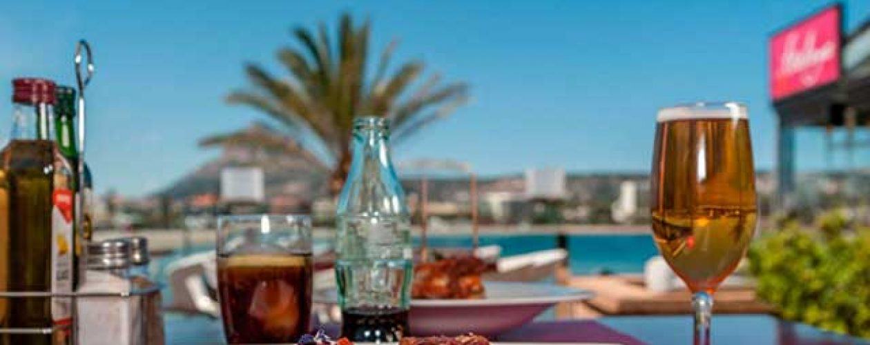 Javea Cruise with BBQ on Board and Dinner at El Arenal Beach
